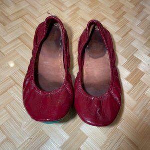 Tieks Women Leather Flat Slip On Ballet Shoes Sz 6